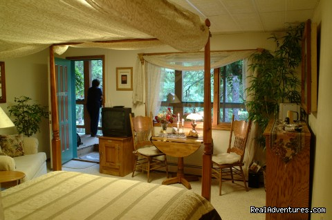 Deluxe Room - Alaska's Pearson's Pond Luxury Inn & Adventure Spa