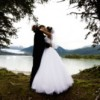 Rain Forest Wedding