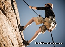 Rock Climb or Rappell in Southern Illinois - Shawnee Adventure Guides