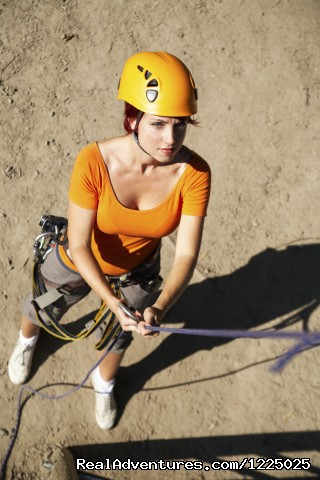 Learn to Rock Climb in Southern Illinois - Shawnee Adventure Guides