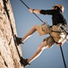 Shawnee Adventure Guides Rock Climb or Rappell in Southern Illinois