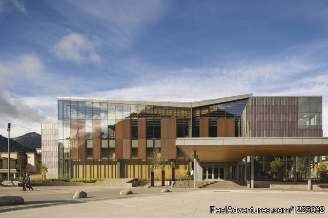 Alaska State Museum: The All New Andrew P.Kashevaroff Building