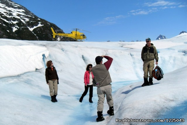 Helicopter and Glacier Walk (#2 of 3) - Mendenhall Glacier Transport/ Mighty Great Trips