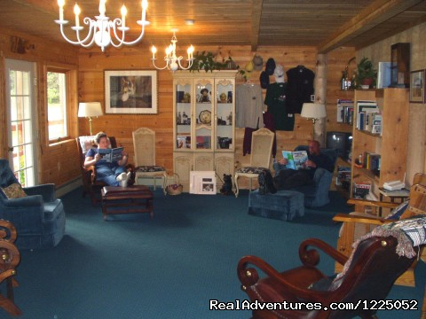 Annie Mae Commons - Amazing Alaska Destination