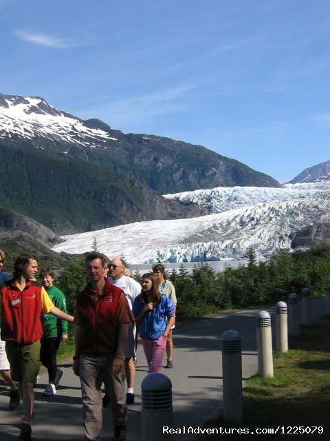 Mendenhall Glacier (#3 of 7) - Cycle Alaska