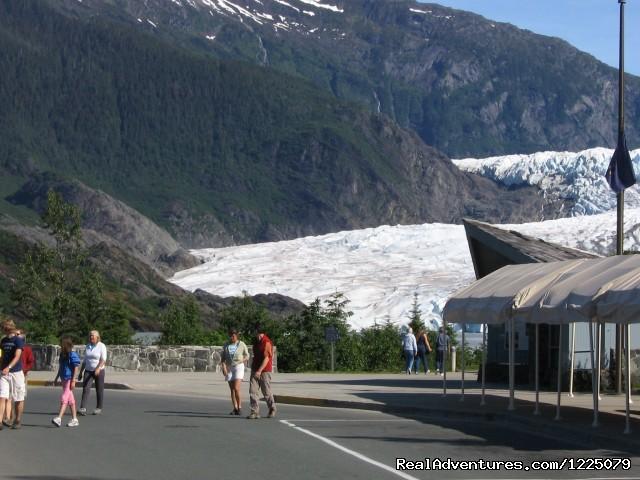 Mendenhall Glacier (#4 of 7) - Cycle Alaska