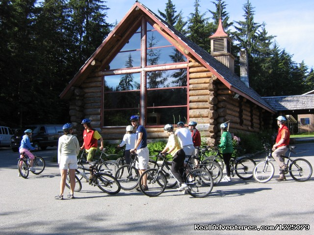 Chapel by the Lake - Cycle Alaska