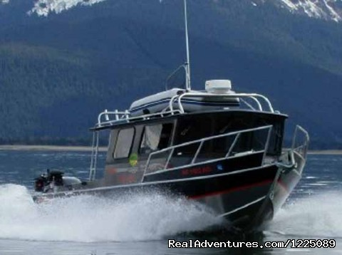 Fishing in Juneau Alaska with Lucky Dog Adventure The Lucky Dog