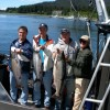 Fishing in Juneau Alaska with Lucky Dog Adventure Fabulous Salmon Fishing