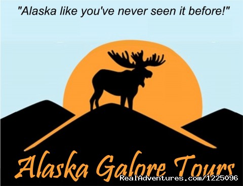Alaska Galore Tours Juneau, Alaska Sight-Seeing Tours