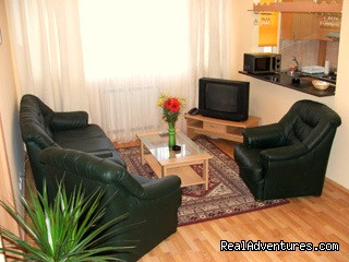 Scala Apartment Bucharest - Alia Accommodation Bucharest