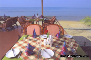 Sea view Restaurant - Baywatch Beach Homes ,Cherai,Kochi