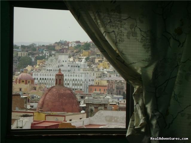 Image #13/14 | Nice Bedroom in Guanajuato Downtown Core