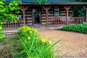 Kentucky Lake Log Home Aurora, Kentucky Vacation Rentals