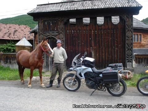Maramures-encounter (#2 of 14) - Best of Transylvania -7 day Motorcycle Tour