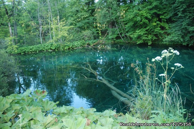 Plitvice Jezera - Best of Transylvania -7 day Motorcycle Tour