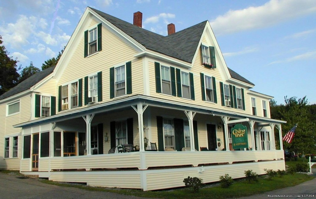 The Cozy Inn | Image #3/3 | Cozy Inn-Lakeview House & Cottages in Weirs Beach