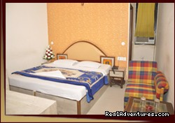 deluxe double room  - Hostel Ivory Palace