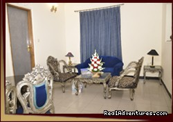 suite room sitting area - Hostel Ivory Palace