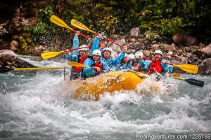 White Water Rafting Golden, British Columbia Rafting Trips
