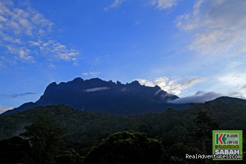 View of Mount Kinabalu (#5 of 14) - 3D/2N Mount Kinabalu Climbing & Poring Hot Spring