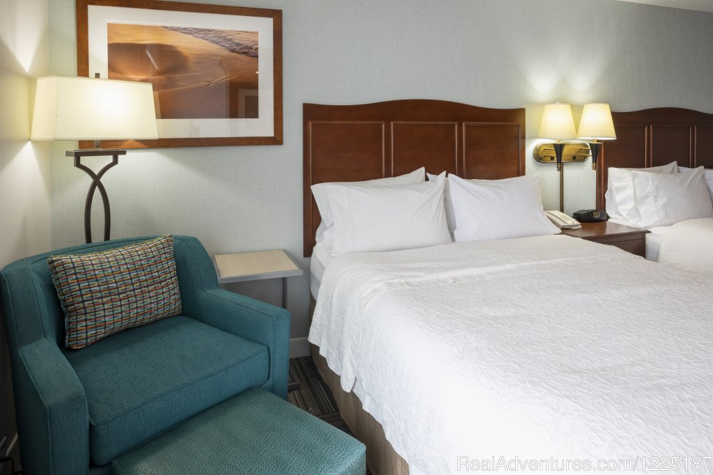 2 queen beds | Image #9/9 | Hampton Inn