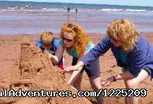 Experience:  Sensational Sandcastles (#5 of 6) - Experience PEI