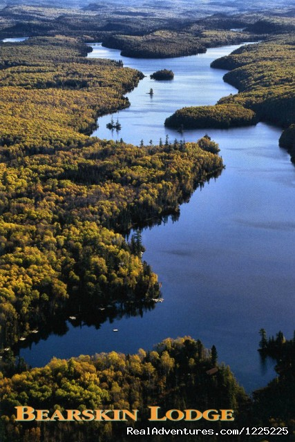 East Bearskin Lake - Bearskin Lodge