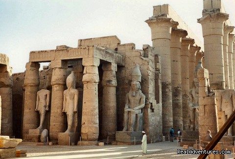Luxor Temple - Day trip to Luxor from Cairo by flight