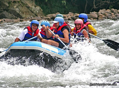 White Water Rafting – Padas River Experience - White Water Rafting – Padas River Experience
