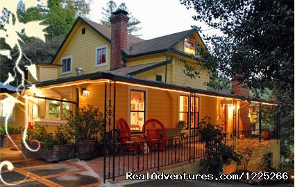 Sonoma Orchid Inn Guerneville, California Bed & Breakfasts