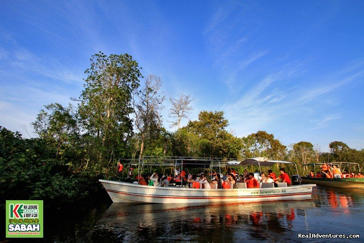 Experience Sabah's wetland river cruise at Beaufort and be mesmerize with behaviors of Proboscis monkeys and other wildlife along the river cruise. Trip to the famous 'Survivor Island' the Tiga Island and experience mud volcano, fresh sandy beaches.