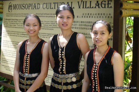 Monsopiad Cultural Village & City Tour