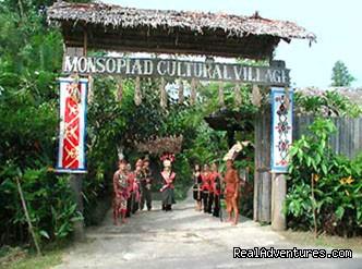 Monsopiad Cultural Village & City Tour Monsopiad Cultural Village Tour