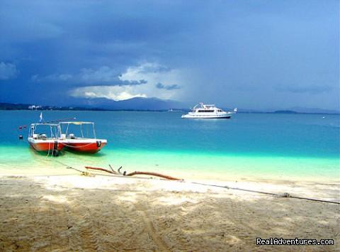 2D/1N Island Explorer at Manukan Island