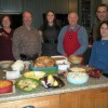 Thanksgiving at the Haynes B&B