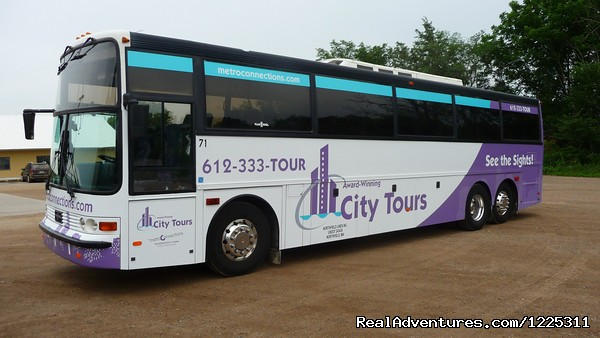 Award-Winning City Tours Award-Winning City Tours