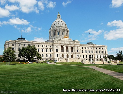 Minnesota State Capitol (#3 of 6) - Award-Winning City Tours