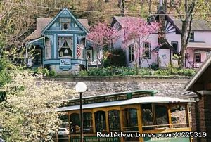 Cliff Cottage B&B Luxury Suites/Historic Cottages Eureka Springs, Arkansas Bed & Breakfasts