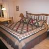 Log Home King room
