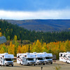 Upper RV park with pull-thrus