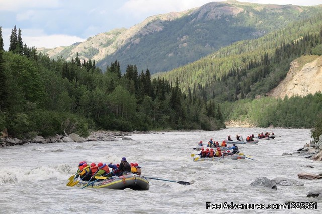 Denali Raft Adventures, Inc.