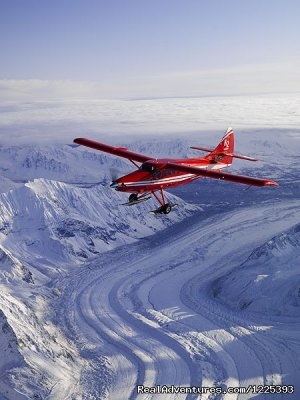 K2 Aviation Talkeetna, Alaska Scenic Flights