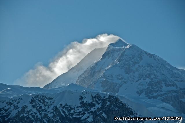 Denali summit spindrift (#7 of 8) - K2 Aviation