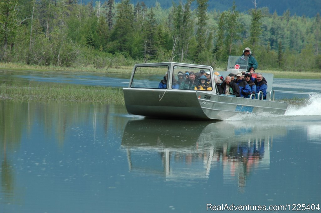 River Boat | Image #8/11 | Chilkat River Adventures