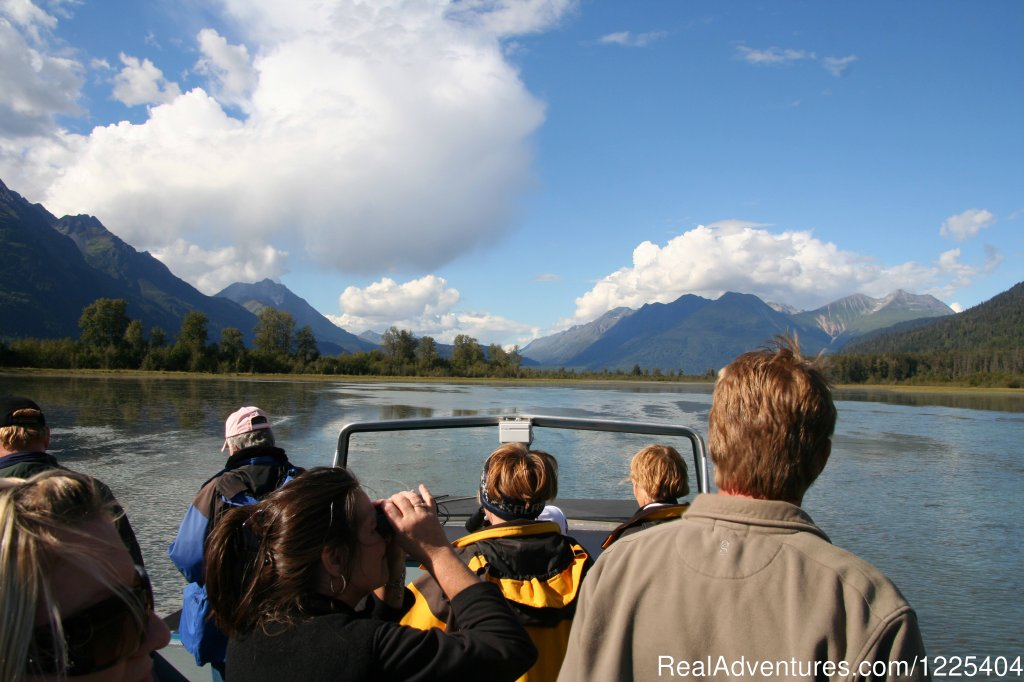 Sheep Canyon Lake | Image #10/11 | Chilkat River Adventures