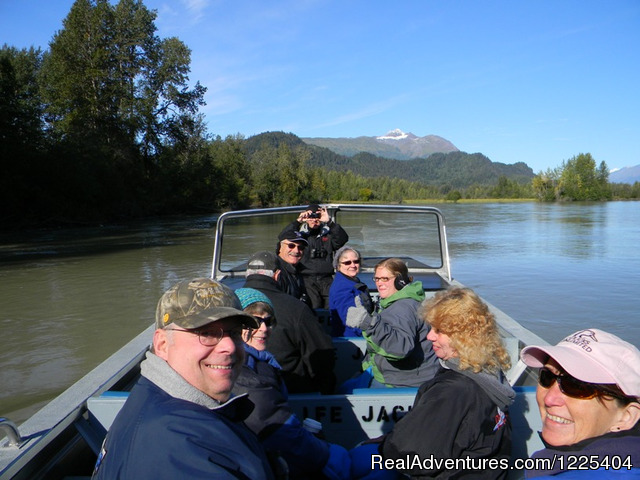 Chilkat River Adventures Haines, Alaska Cruises