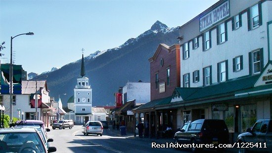 Downtown Sitka | Image #6/10 | Wild Strawberry Lodge