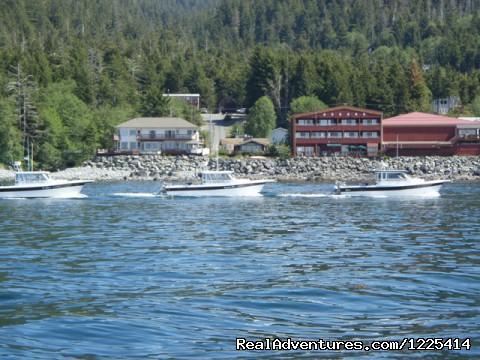 Big blue charters sitka alaska fishing trips for Sitka alaska fishing charters