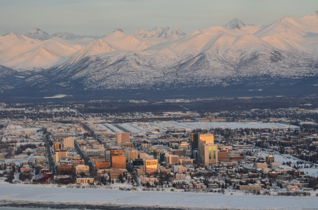 Anchorage by Air | Image #8/17 | Salmon Berry Travel & Tours